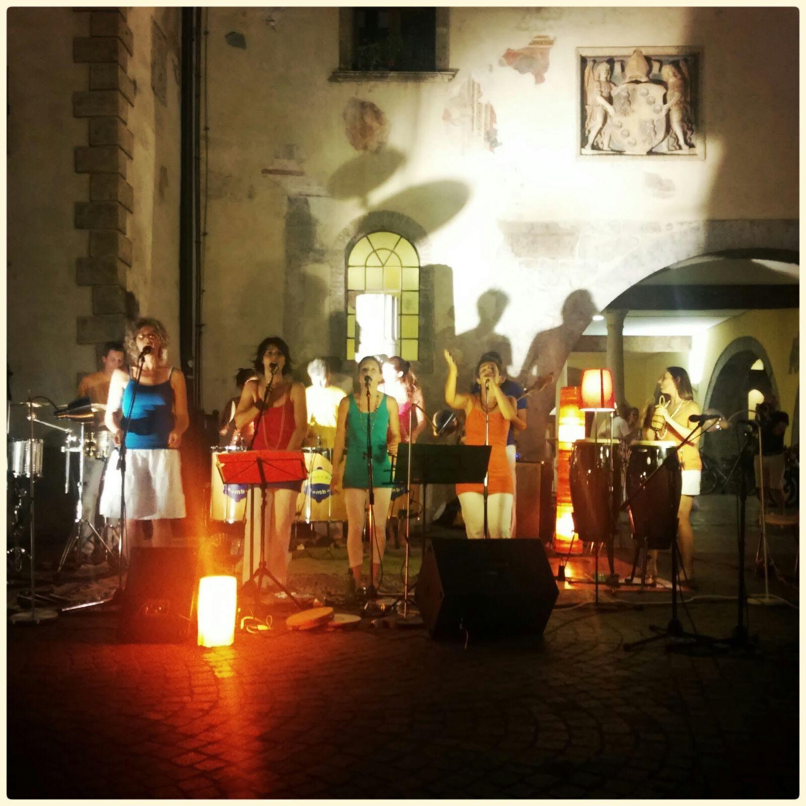 Apparizioni Riva del Garda 2015, foto Francesca Ianes