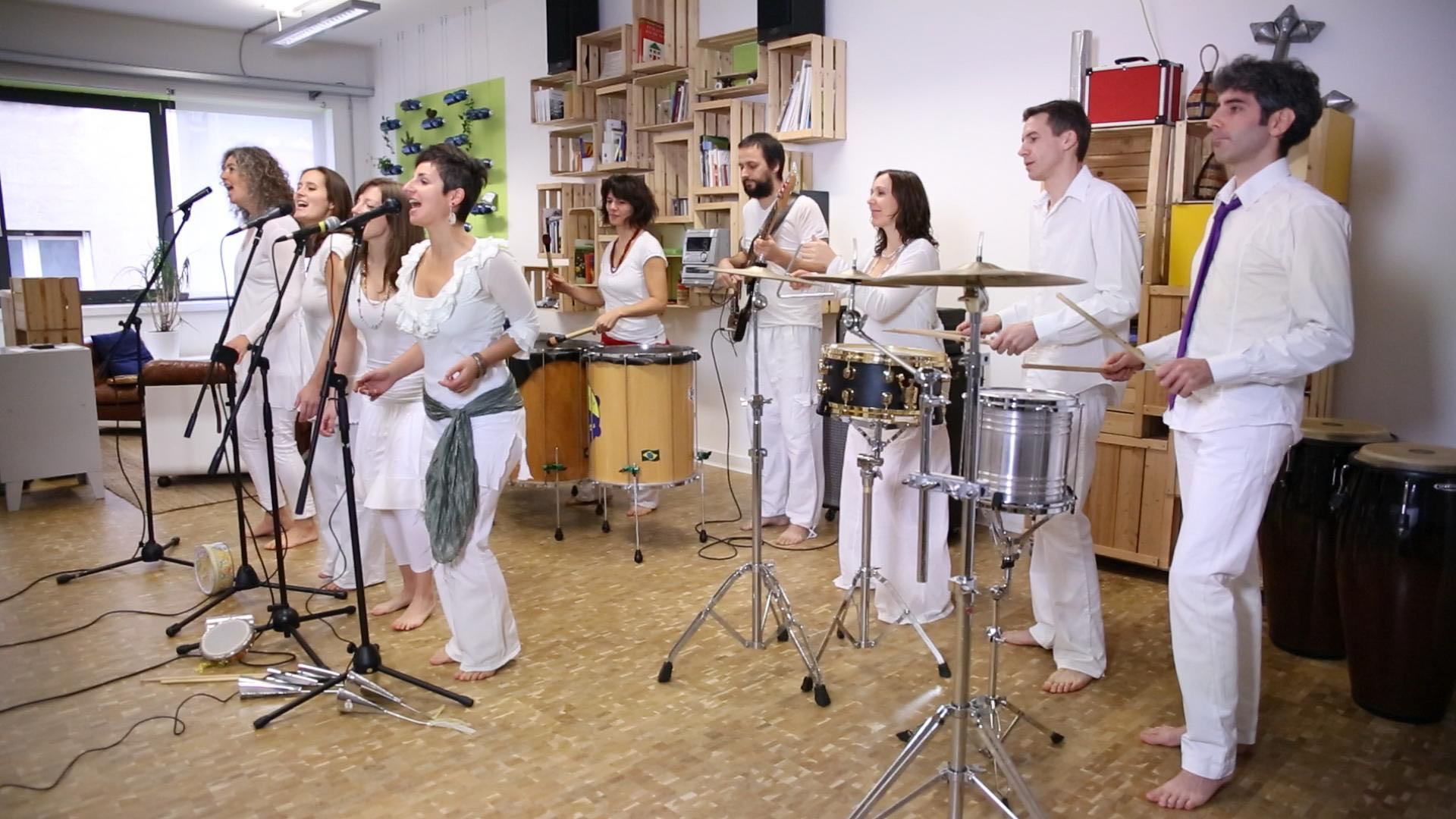 Registraz video Magalenha The Hub Rovereto 2013